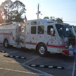 Rescue 22 in July of 4th Parade